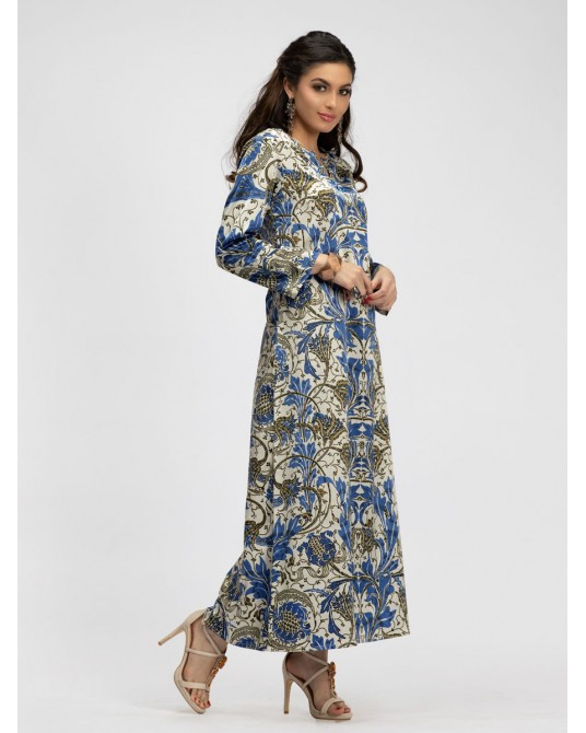 Royale Barone Maxi Dress