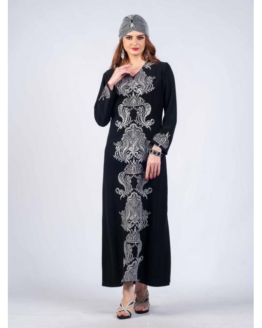 Damas Baroque Dress