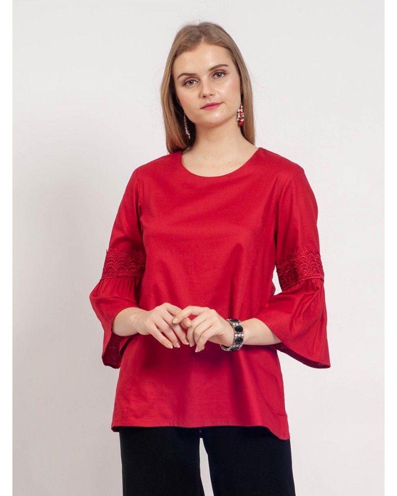 Celline Imperial  Blouse
