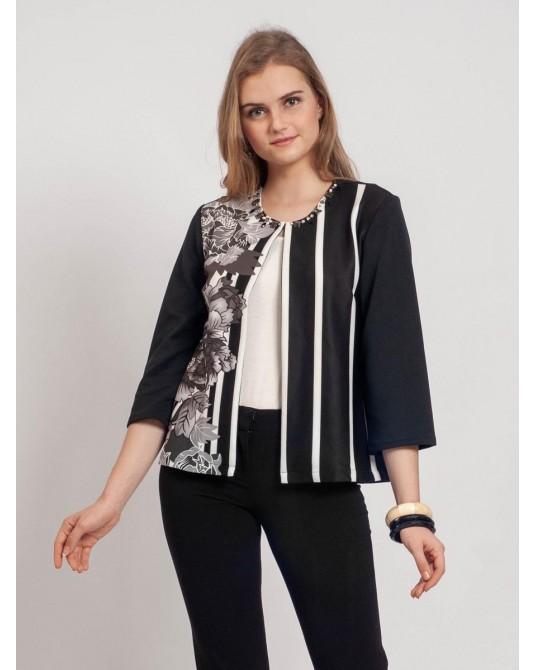 Shifa Noire Jacket