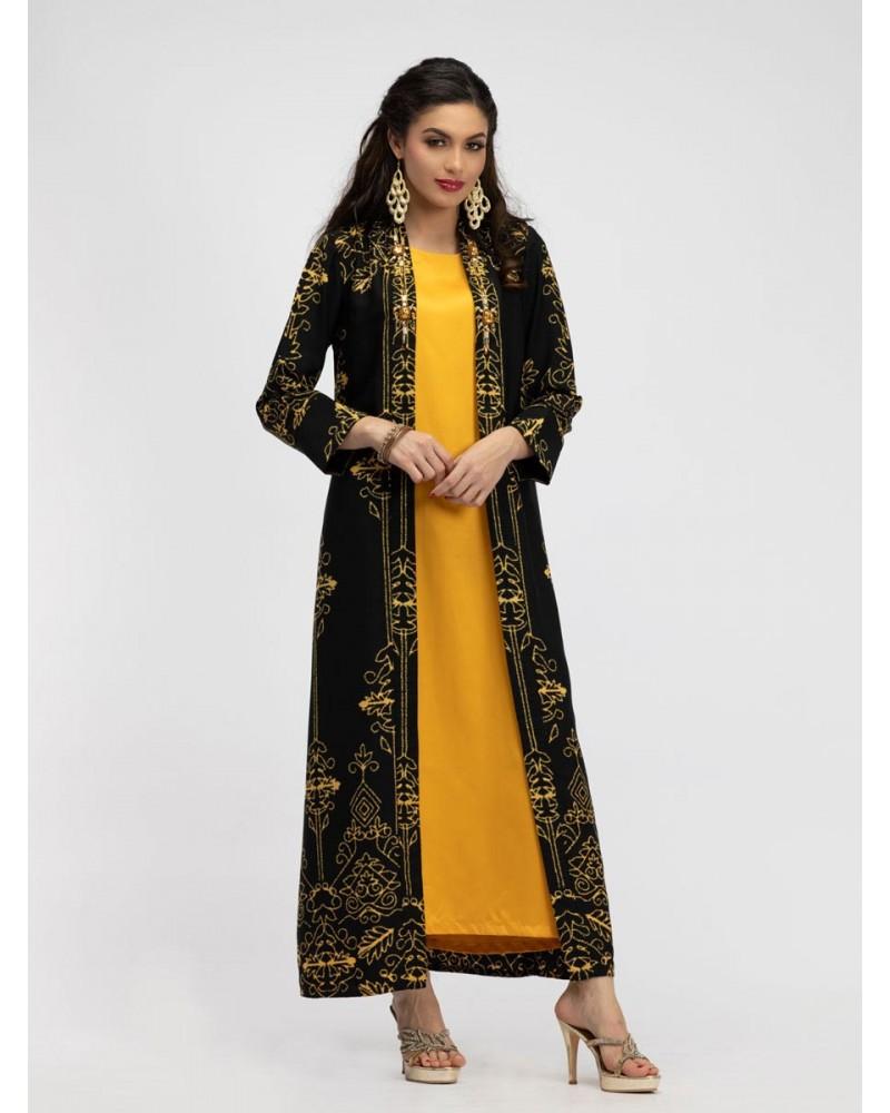 Golden Ikhat Jacket