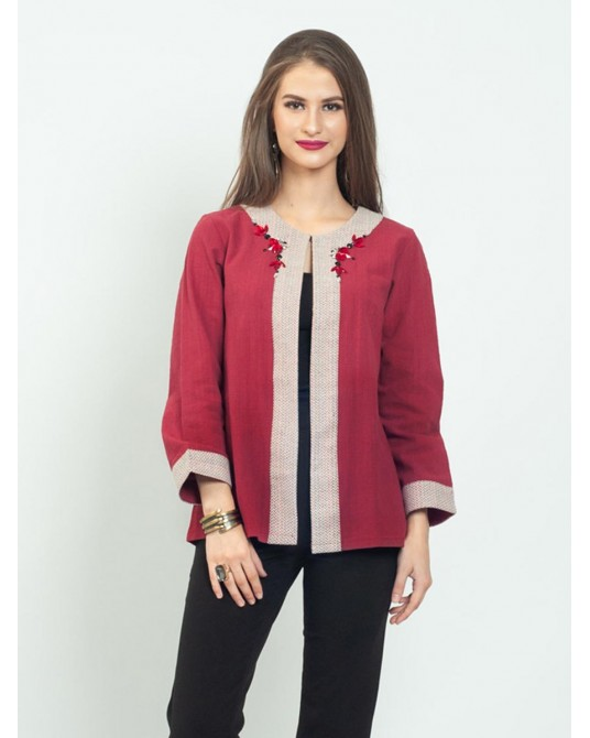 Seanna Short Jacket Combo