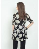 Ayana Floral Shade Tunic Shirt