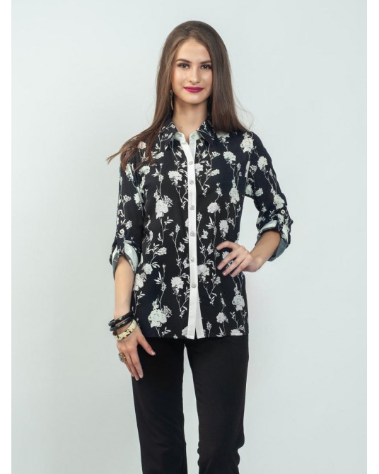 Fiore Floral Shade Shirt