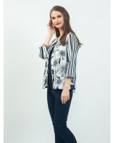 Sienna Lily Stripes Jacket