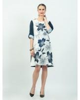 Mimosa Lily Winter Dress
