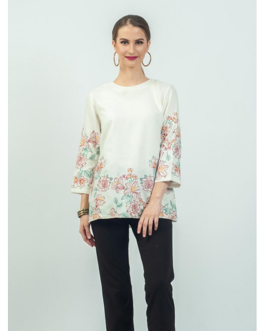 Neelam Embroidery Blouse