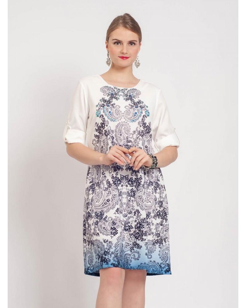 Macara  Flame Dress