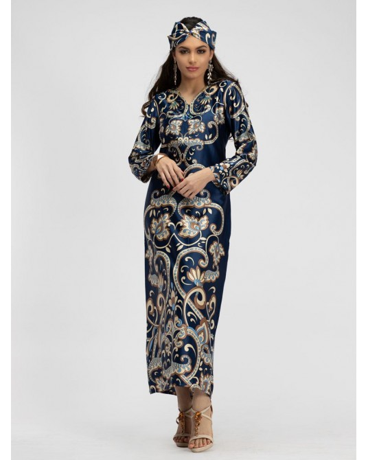 Imperial Shohlik Maxi Dress