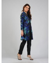 Cleo Royal Orchid Jacket