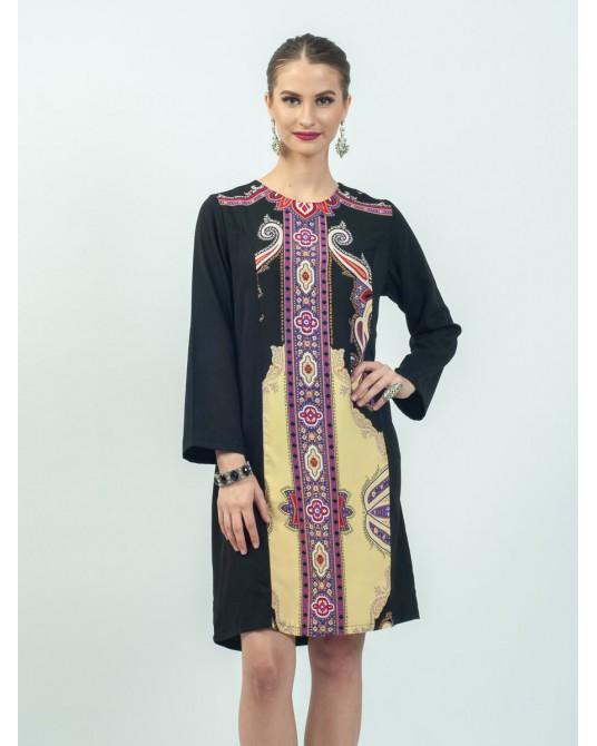 Mimosa Royale Pillar Dress