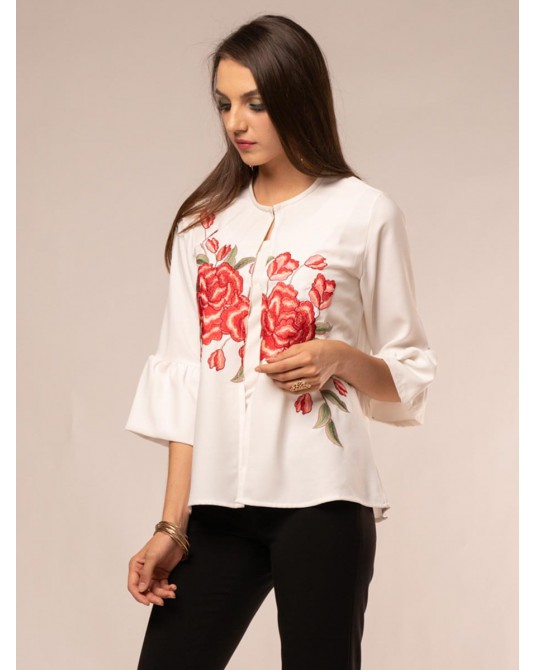 Seanna Embroidered Jacket