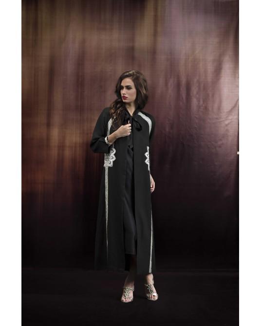 Zenia Embroidered Dress