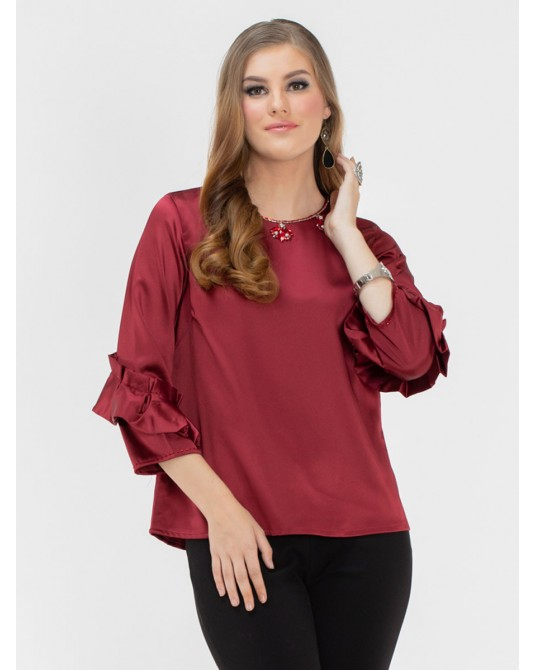 Celline Whine Blouse